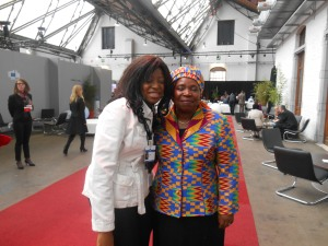 Nkosazana Dlamini Zuma - First female AU Commission chairperson!