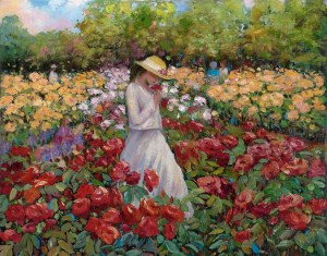 My garden of roses