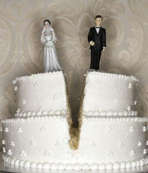 Adultery can only rightly do this to the wedding cake!