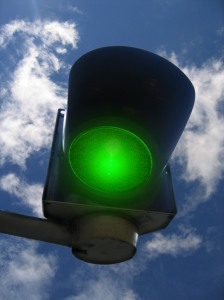 Green light or Red Light?