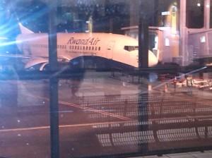 Fateful Plane