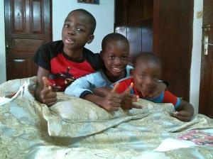 My magic Trio