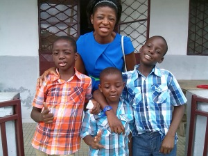 For them I thrive amidst my challenges