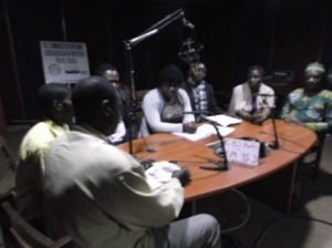 This was a radio campaign on World Brain Day