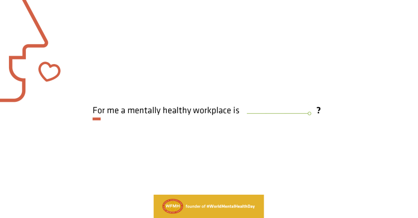 My personal essay of mental health at the workplace – MAG's Blog