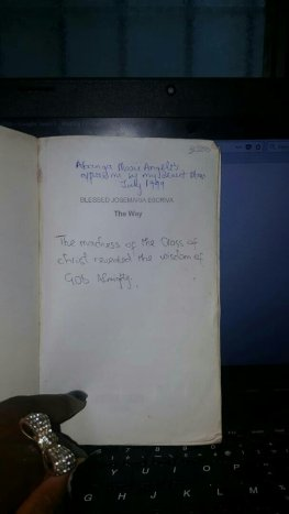 My note back in 1999