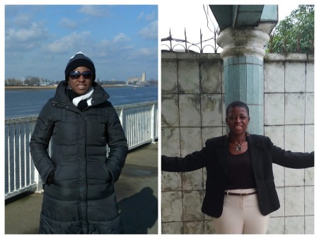 Antwerp Belgium v Douala Cameroon 4 yrs on