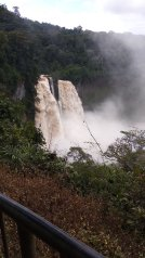 The twin waterfalls of Mwanegouba google it lol