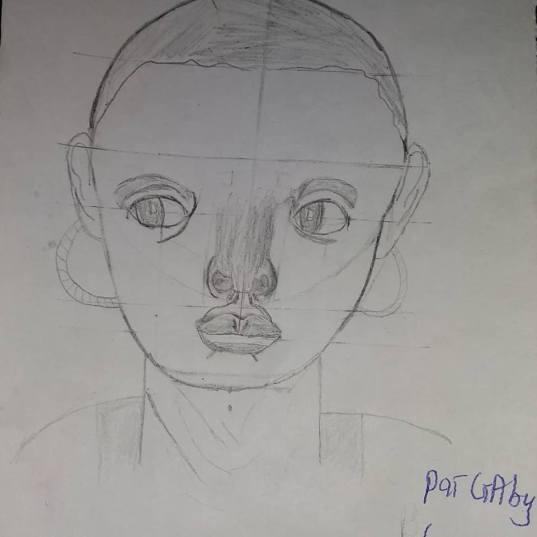 Drawn by Gaby 9